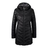 Демисезонная двусторонняя стеганая куртка от Tchibo, евро 38