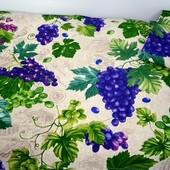 Виноград! Набор красивых полотенец из хлопка!