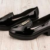 Туфли лаковые. Класснючие , 36 р