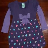 Платье на девочку 2-3лет