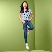 Новые Tchibo джинсы 110/116 см
