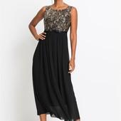 Великолепное, фирменное, качественное торжественное платье. Индия. р-р 42. новое. описание