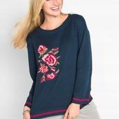 Мягкий, уютный, качественный свитер. Пр-во Бангладеш. р-р: 40/42. новый. описание