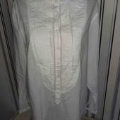 Біла рубашка блуза Simply Be,розмір20(пог66)