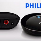 Адаптер Bluetooth Adapter phillipsстерео система колонка музыка Wi-Fi сток из Германии,гарантия