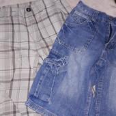 Лот 2 пары удлиненный шорт от 6-8 лет смотрите замеры