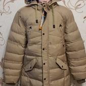 Мужской пуховик - курточка