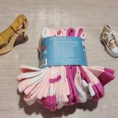 Германия!!! Яркие, высокие коттоновые носки для девочки! 7 шт в упаковке! 35-38 размер!