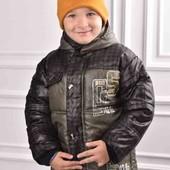 Курточка деми на 2-4 года см описание