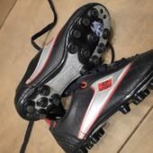 Бутсы кроссовки для мальчика в отличном состоянии, 28 р, 18,5 см