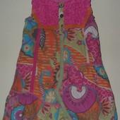 Платье next р.98 хлопок.