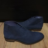 Ботинки із нубуку зовні і нат.шкіри всередині 42 рр і устілка 29 см.