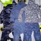 Лосины /подштанники/гамаши и водолазки для мальчика