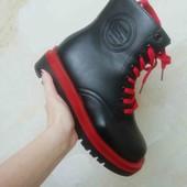 Стильные ботинки, демисезон