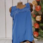 Вау! Класснючая блузочка размер 48