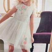 Lupily нарядное платье 98-104 см