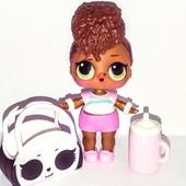MGA Lоl. Оригинал...1 на выбор..... комплект: куколка+ одежда+ обувь+аксессуары