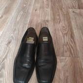 Мужские туфли фирма Fretz