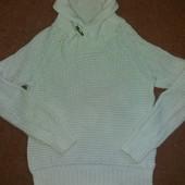 Красивый вязаный свитер на парня С.М.