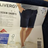 ТТ26.Чудові джинсові шорти Livergy