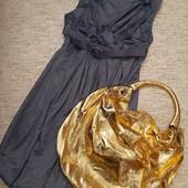 Новое платье красивое + сумка Италия в подарок новая
