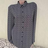 Шикарная блуза плотный шифон Erfo, смотрите остальные мои лоты