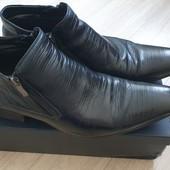 Мужские ботинки деми 48р.