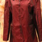 куртки демисезонные, плащевка, распродажа наличия, 46,48/50 размеры, до 53 см в груди