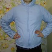 Демі курточка на флісі!!!