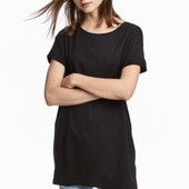 H&M_1шт._Длинная футболка_И(00-394-16-01_S-3_014)