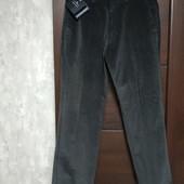 Фирменные новые красивые мужские брюки р.32-29 на пот-40-41 поб-53-54