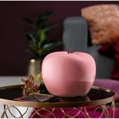 Очень красивый и необычный декор! Керамическое большое яблоко Melinera