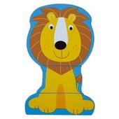 Деревянная обучающая игра магнитная деревянная фигурка льва PlayTive