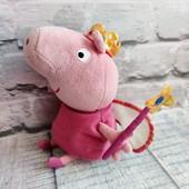 Мягкая игрушка, свинка Пеппа, Ty❤