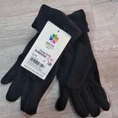 ☘ Лот 1 шт ☘ Рукавички з флісу від Gina Benotti (Німеччина), розмір М