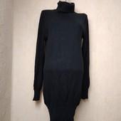 Женское платье-гольф размер М