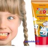 Зубная паста для детей «Яблоко»