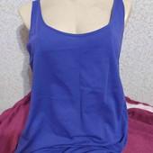 Сток Германия  хлопковая майка  Турция  spread shirt  3XLзамеры