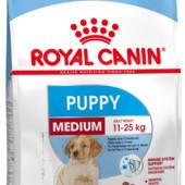 Royal Canin щенки средние породы 15 кг доставка бесплатно