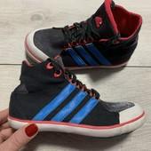 Крутые кеды Adidas 29 размер стелька 18 см