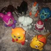 заводньіе игрушки все что на фото
