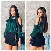 ❤️Стильные теплые юбка-шорты