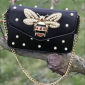 Модная сумка клатч