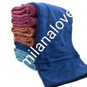 Супер поглинаючий вологу рушник для рук та лиця з мікрофібри відмінної якості Туреччина