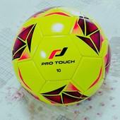 Новый кожаный футбольный Мяч!!!