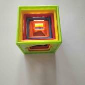 Пирамидка , кубики , сортер