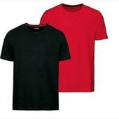 Лот с 2 котоновых футболок Livergy M 48/50