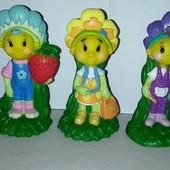 Фигурки фифи цветочные малыши. Все одним лотом!