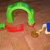 Playmobil ч.1, зоопарк и сторожевой пес