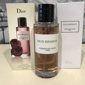 Christian dior oud ispahan - парфюмированная вода - 125 ml унисекс